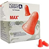 Howard Leight by Honeywell MAX Disposable Foam Earplugs, 200-Pairs (MAX-1)