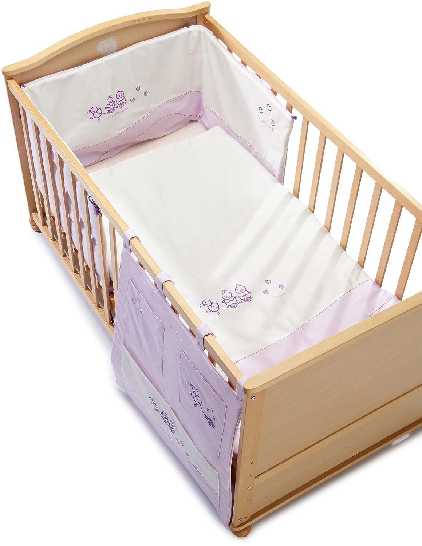 Cot Bumper Blanket Naf Naf Giraffe Child Baby Bedding Set Cot Tidy Duvet