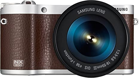 Samsung NX 300 - Cámara Evil de 20.3 MP (Pantalla táctil 3.31 ...