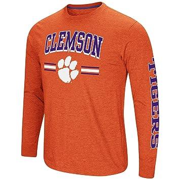 Amazon.com: Colosseum NCAA-Touchdown Pass- Camiseta de manga ...