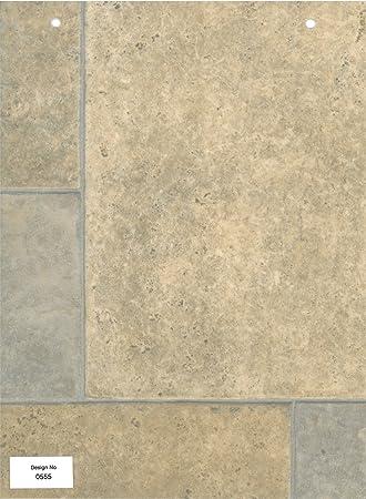 0555 Stone Fliesen Effekt Rutschfeste Vinyl Bodenbelag Home Office Küche  Schlafzimmer Badezimmer Hohe Qualität Lino