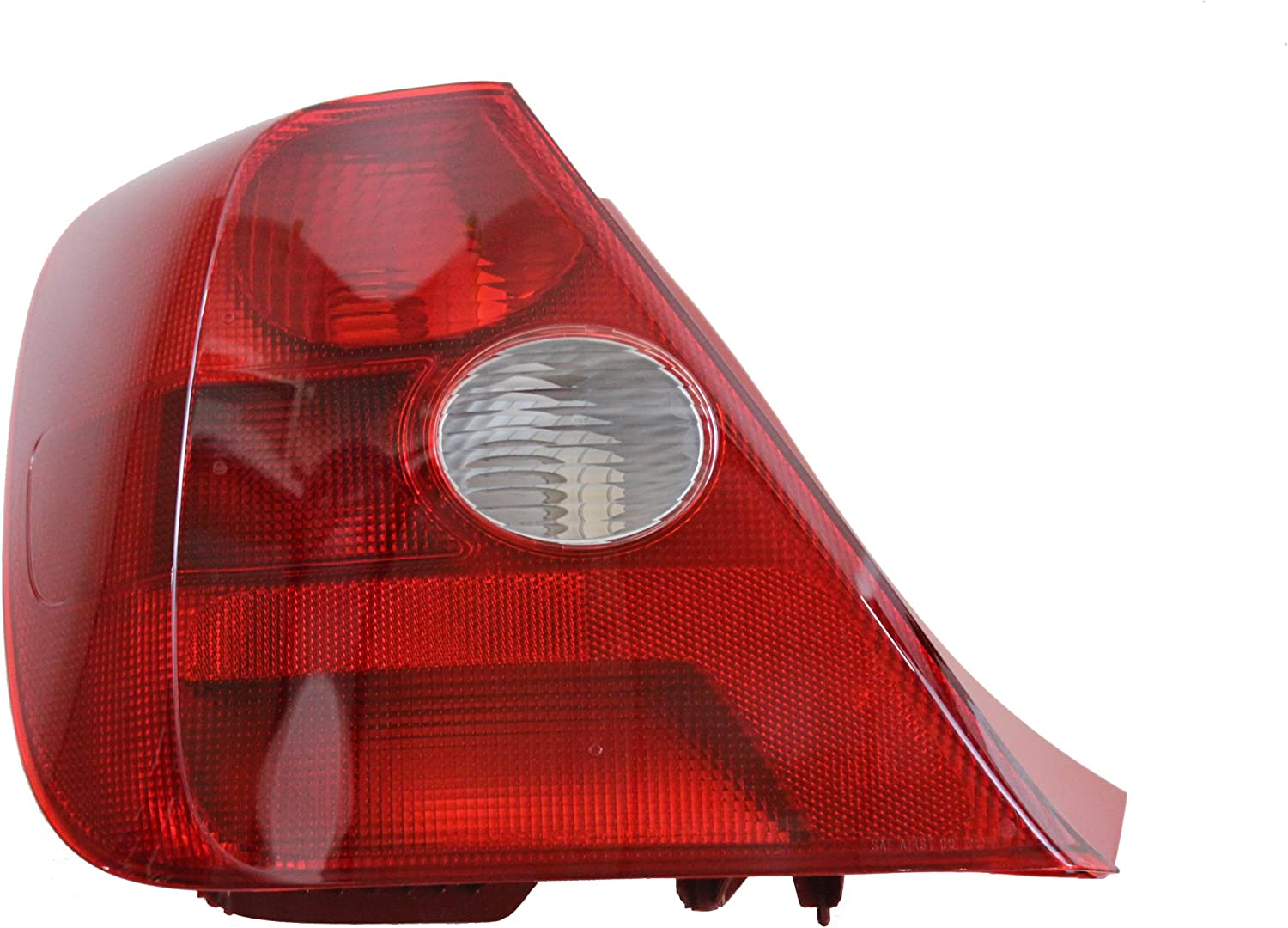 Genuine Honda Parts 33501-S03-A51 Passenger Side Taillight Assembly