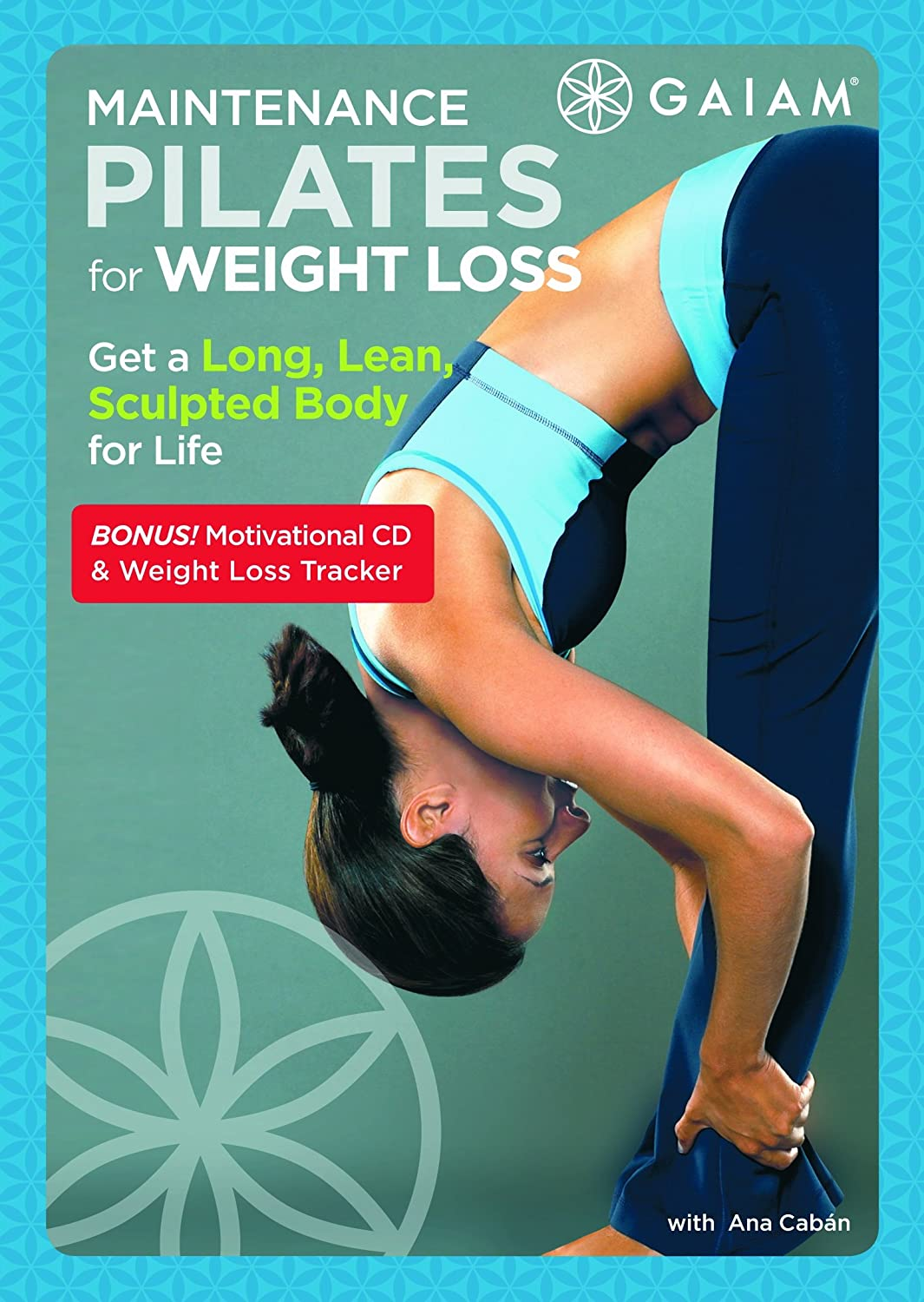 Maintenance Pilates for Weight Loss Ana Cabán Phil Scarpaci Gaiam 2222604