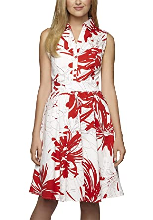 Womens 56608 Sleeveless Dress Apart Fashion hKWUwAXt