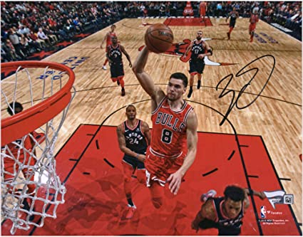 Image Unavailable. Image not available for. Color  Zach LaVine Chicago Bulls  ... 5c77fc74a