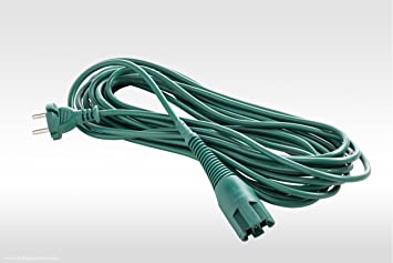 Ersatzkabel Stromkabel passend für Vorwerk Kobold 130 131 mit EB 350-10 Meter