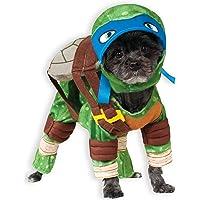 Leonardo Ninja Turtle Costume For Dogs
