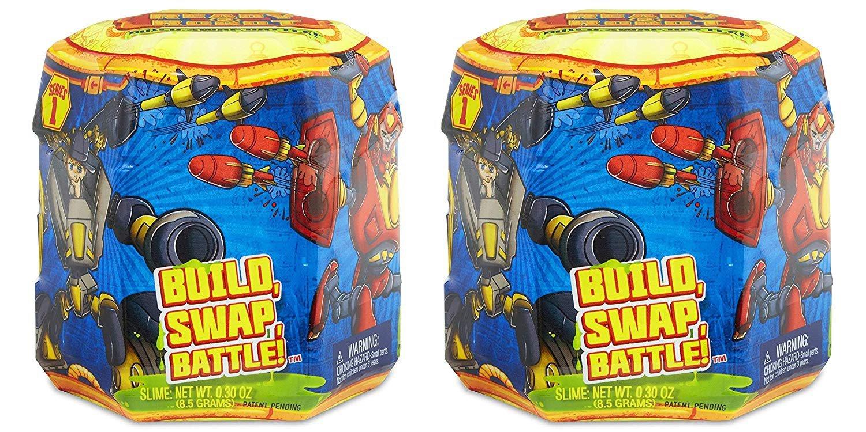POP Bot Ready2Robot-2 Pack Series 1-1 Boy Toy