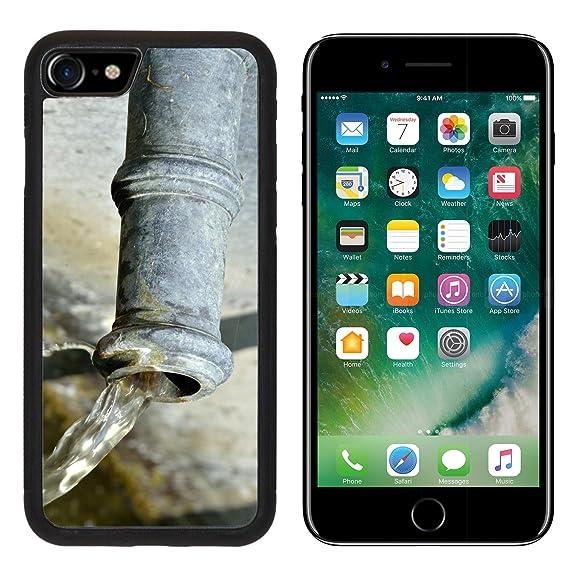 Amazon.com: MSD Premium Apple iPhone 7 Aluminum Backplate Bumper ...