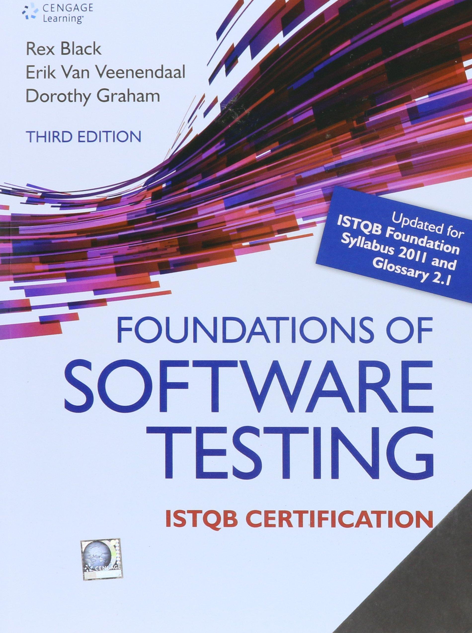 Foundations Of Software Testing Amazon Dorothy Graham Isabel