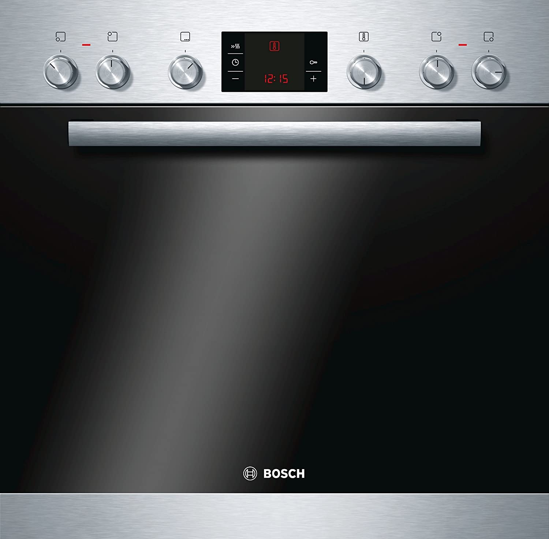 Bosch HEB33D150 - Horno (Medio, Horno eléctrico, 66 L, 66 L, 50 ...