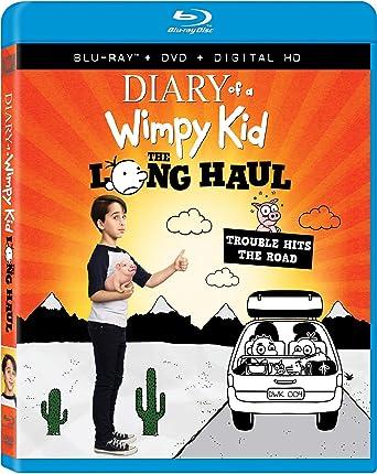 diary of a wimpy kid the long haul plot summary