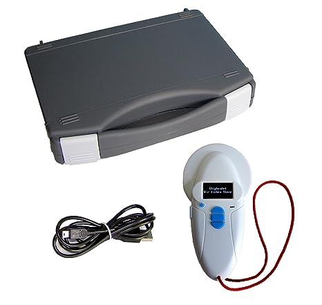 Amazon.com: ISO 134,2 kHz chip RFID Reader Scanner Plus ...