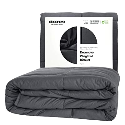 Deconovo Weighted Blanket