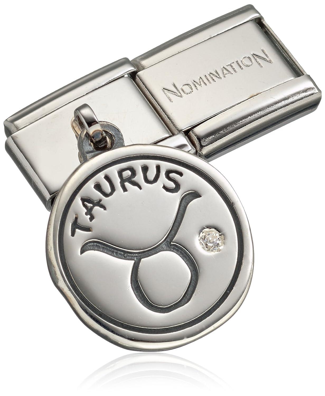 Nomination Charms inoxydable- Steel Cubic Zirconia -031714/02 031714-02