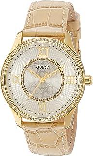 Guess Reloj analogico para Mujer de Cuarzo con Correa en Tela W0768L2 b55891634536