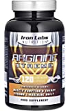 Arginine Xtreme | 2,800mg x L-Arginin + L-Glutamin | Muskelaufbau + Muskelleistung | 120 Kapseln, 30 Tage