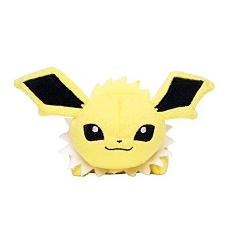 Pokemon Center Original Kuttari Stuffed Jolteon