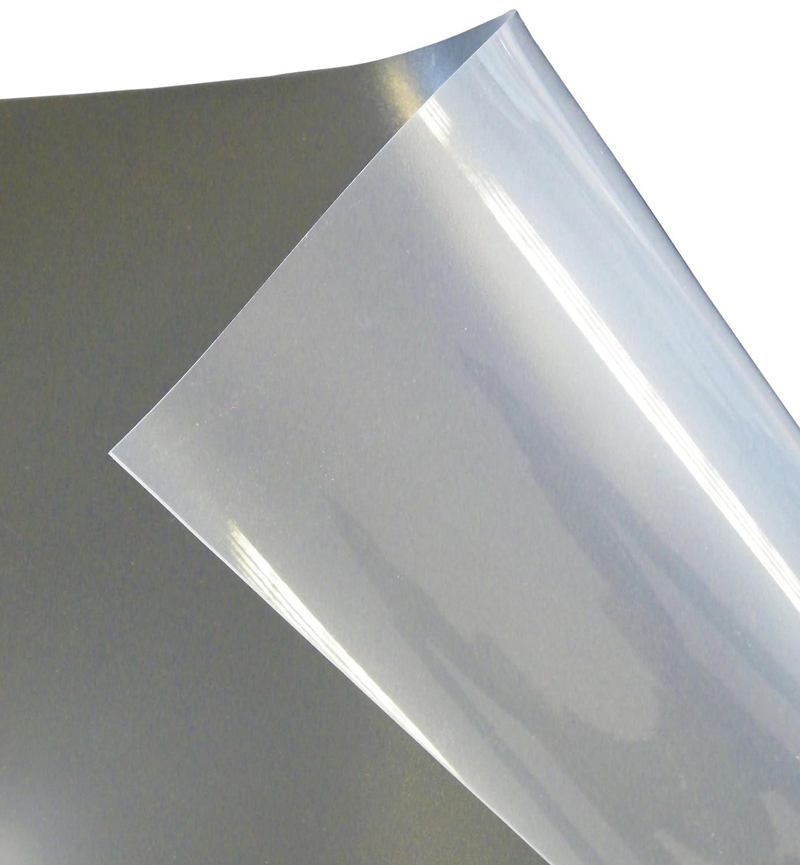 Floortex Long &solides 90 x 55 cm de sol pour sols durs Transparent