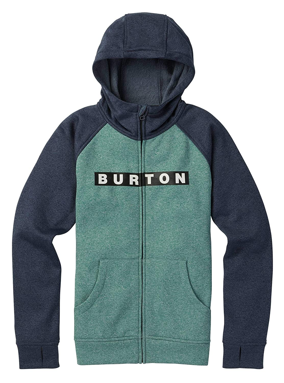 5bd4ac6c25 Amazon.com   Burton Boys  Oak Full-Zip Hoodie   Clothing