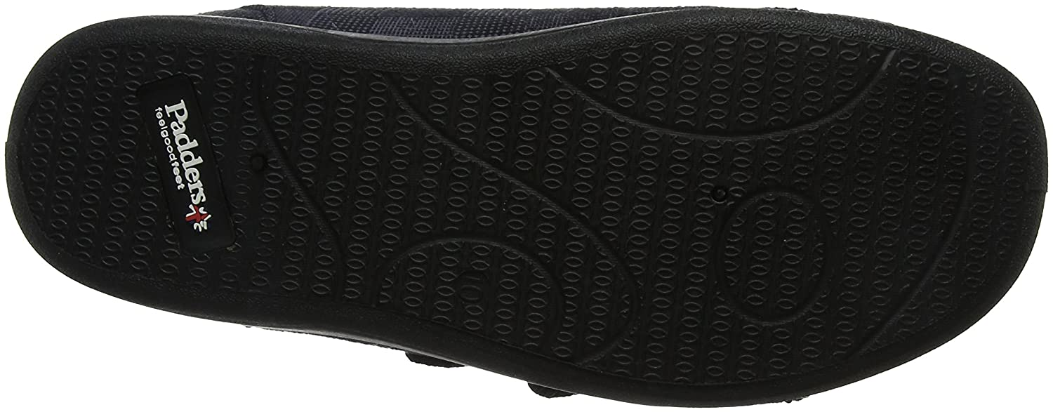 PADDERS Dual Mens Wide Double-Strap Slippers
