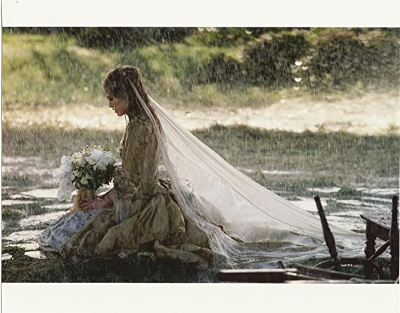 Keira Knightley Pirates of the Caribbean 8x10 Photo in wedding dress ...