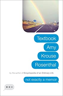 The Answers A Converstaion Game Amy Krouse Rosenthal