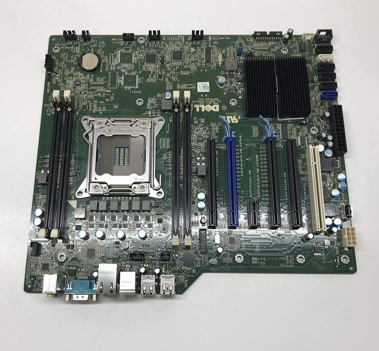 RCPW3 Dell Precision T3600 Motherboard