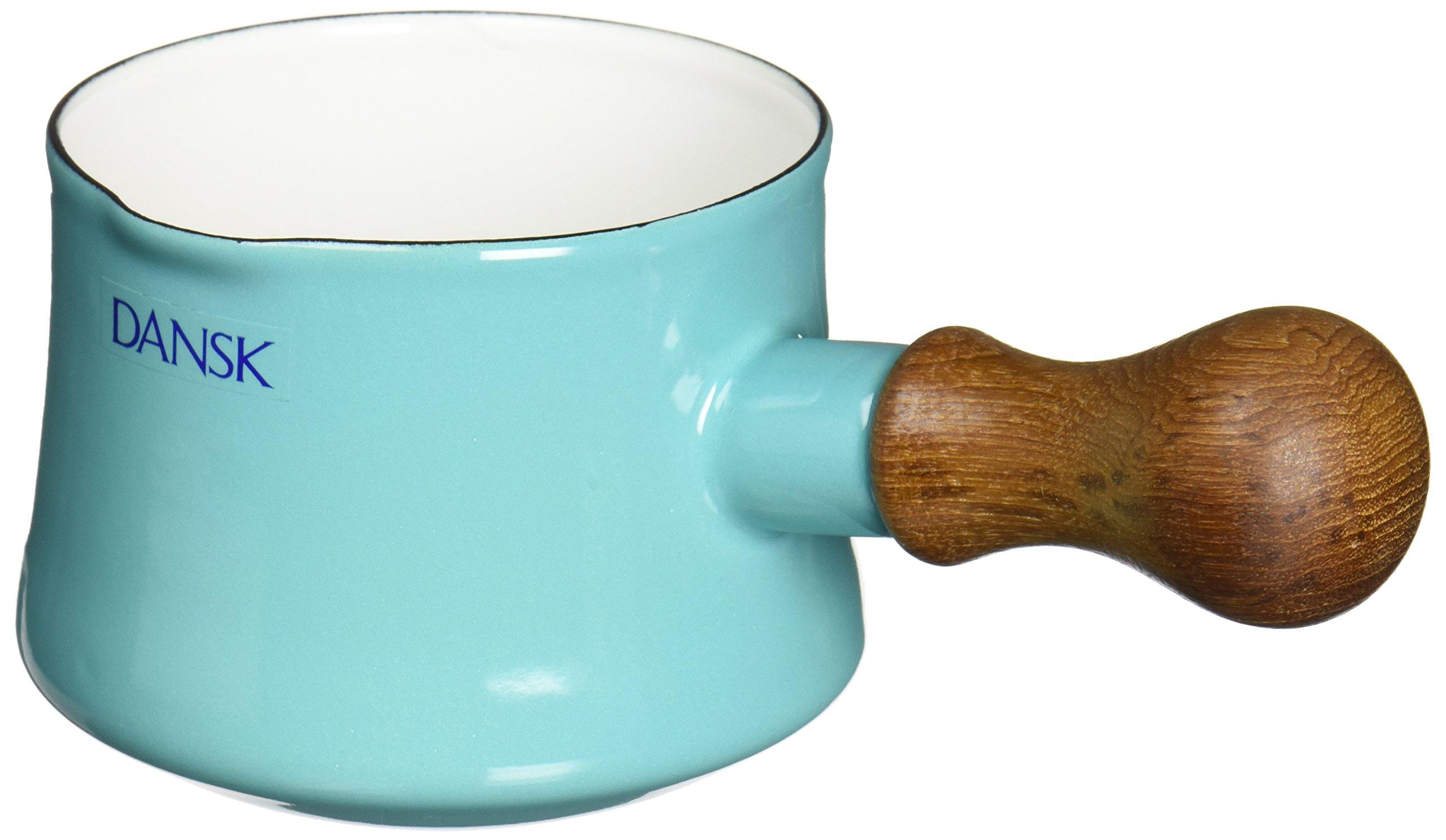 Dansk bistro enamel butter warmer Teal 834 340