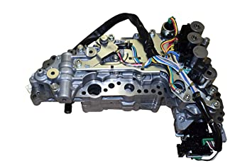 CVT JF010E RE0F09A / B Transmission Valve Body Nissan Murano Maxima Quest 6  Cyl (Remanufactured)