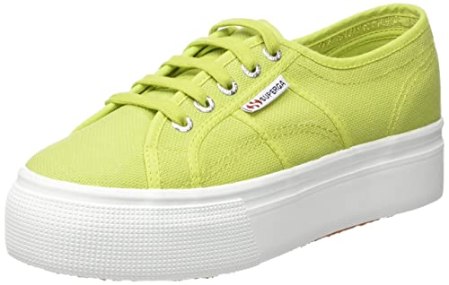 Superga2790 Acotw - Zapatillas Mujer, Color Verde, Talla 41