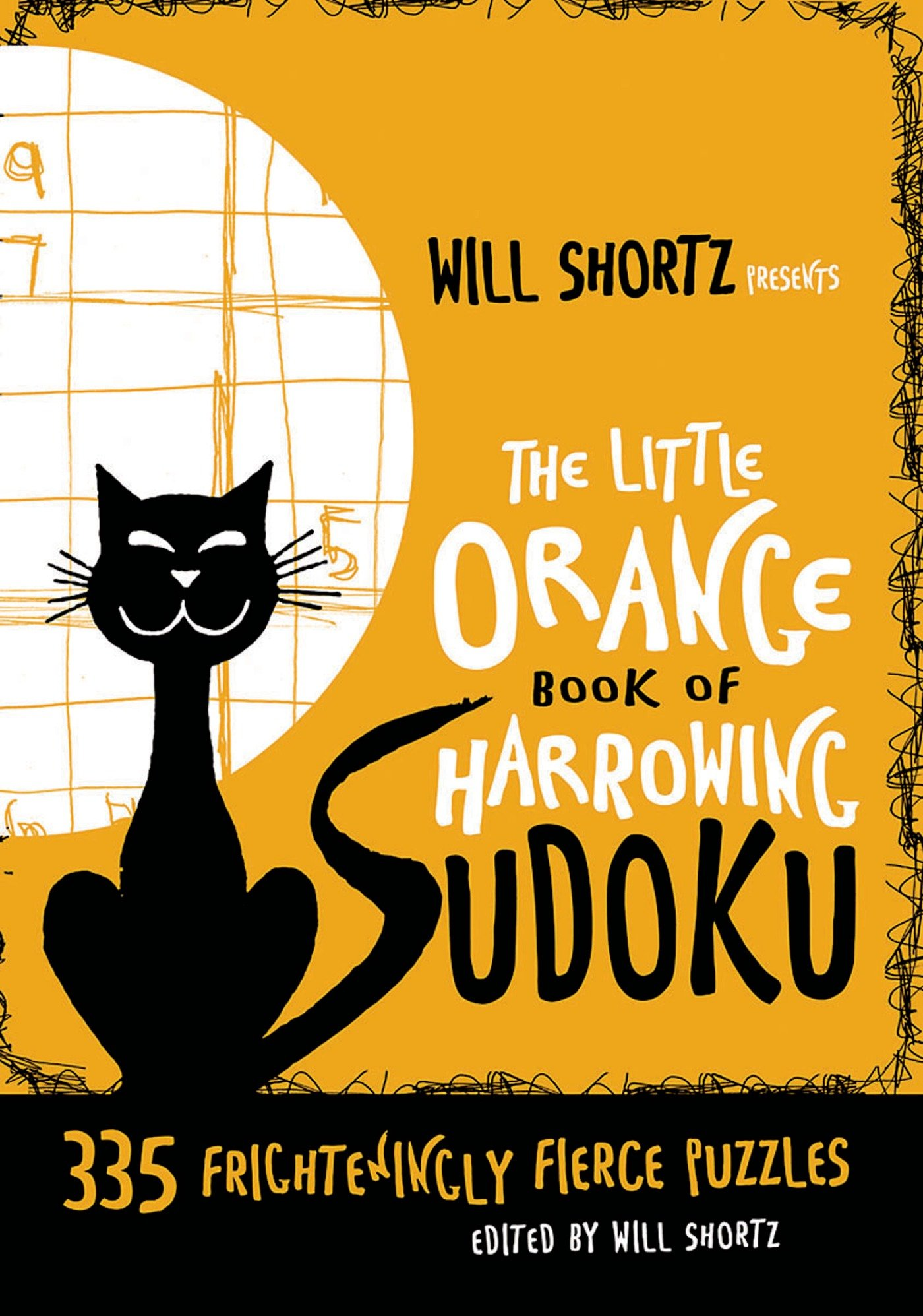 Shortz Presents Little Orange Harrowing product image