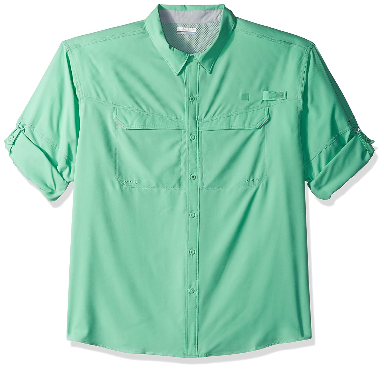 4d518e3658f Amazon.com : Columbia Men's Low Drag Offshore Long Sleeve Shirt : Clothing