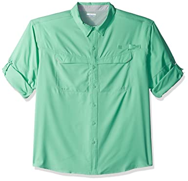 8c8291c1 Amazon.com : Columbia Men's Low Drag Offshore Long Sleeve Shirt : Clothing