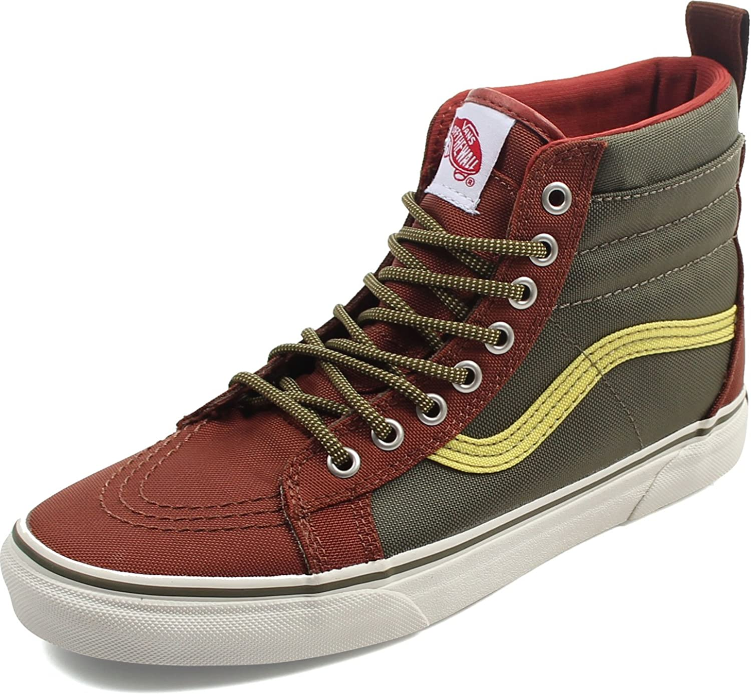 vans mte colors