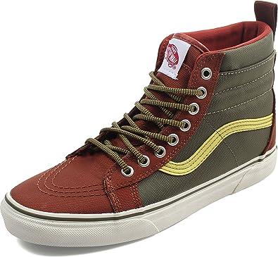 Unisex-Adult SK8-Hi MTE DX Shoes, Size
