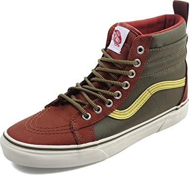 f645f2c7aa Image Unavailable. Image not available for. Color  Vans - Unisex-Adult SK8-Hi  MTE DX Shoes ...