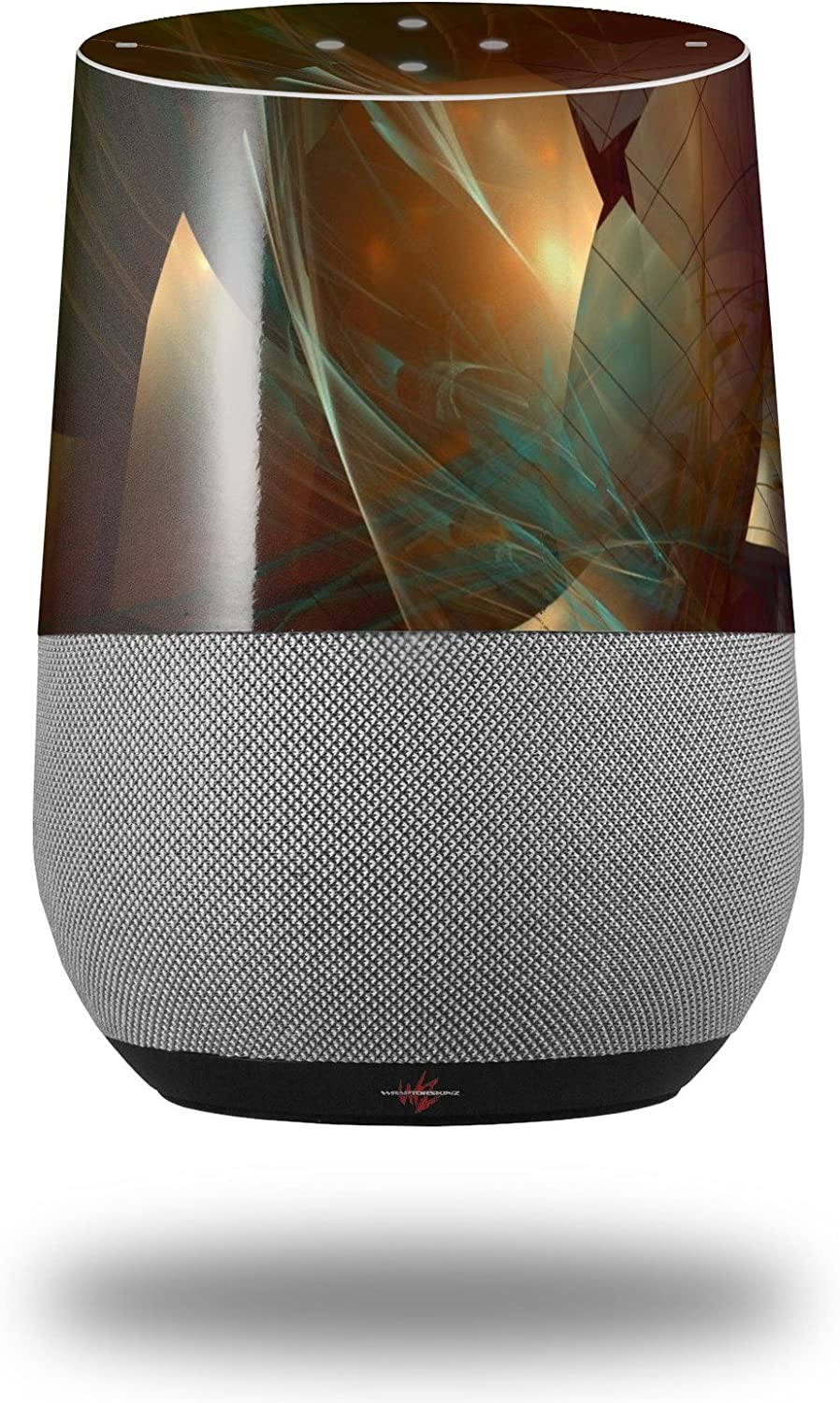 Windswept - Decal Style Skin Wrap fits Google Home Original (Google Home NOT Included)
