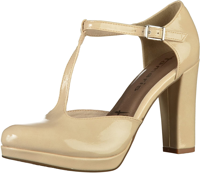 TALLA 38 EU. Tamaris 1-24409-20 Zapatos de Tacón Alto para Mujer