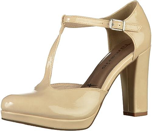 tamaris high heel pumps creme