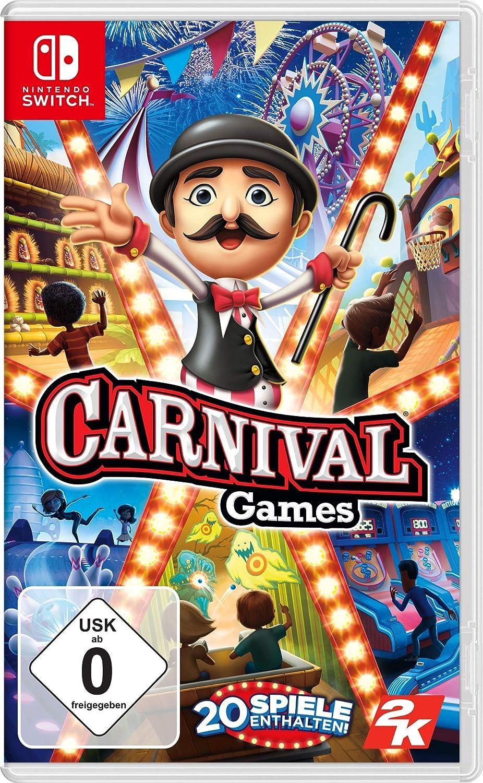 Carnival Games - [USK] [ ] [Importación alemana]: Amazon.es: Videojuegos