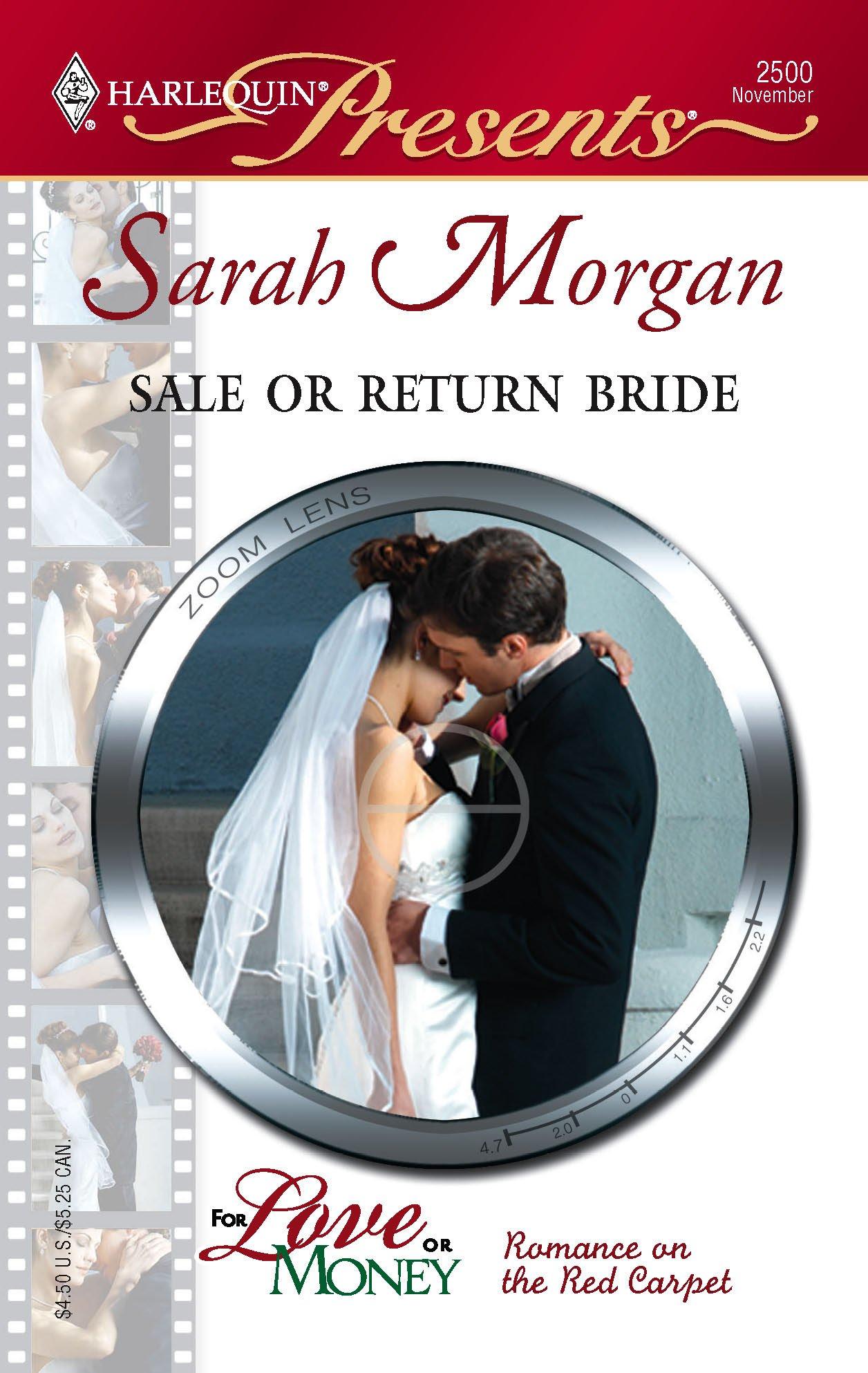 Download Sale Or Return Bride ebook
