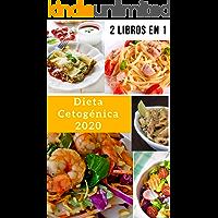 Dieta Cetogénica 2020: 2 libros en 1, Recetas Keto Rápidas y Fáciles Para Principiantes con Imagenes