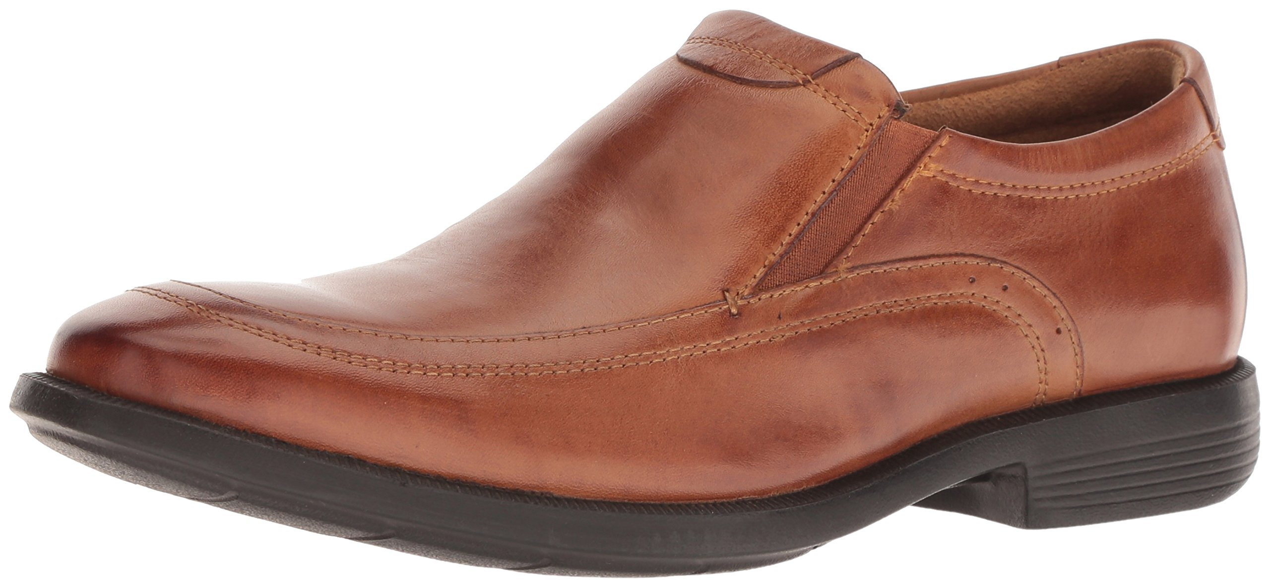 Nunn Bush Men's Dylan Loafer, Cognac, 13 M US