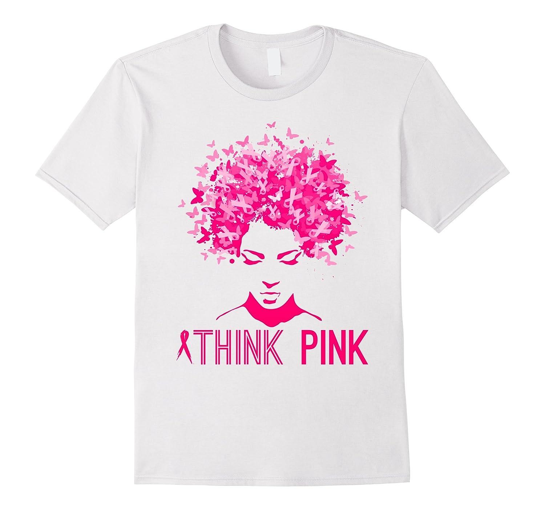 Breast Cancer Shirt Think Pink-FL