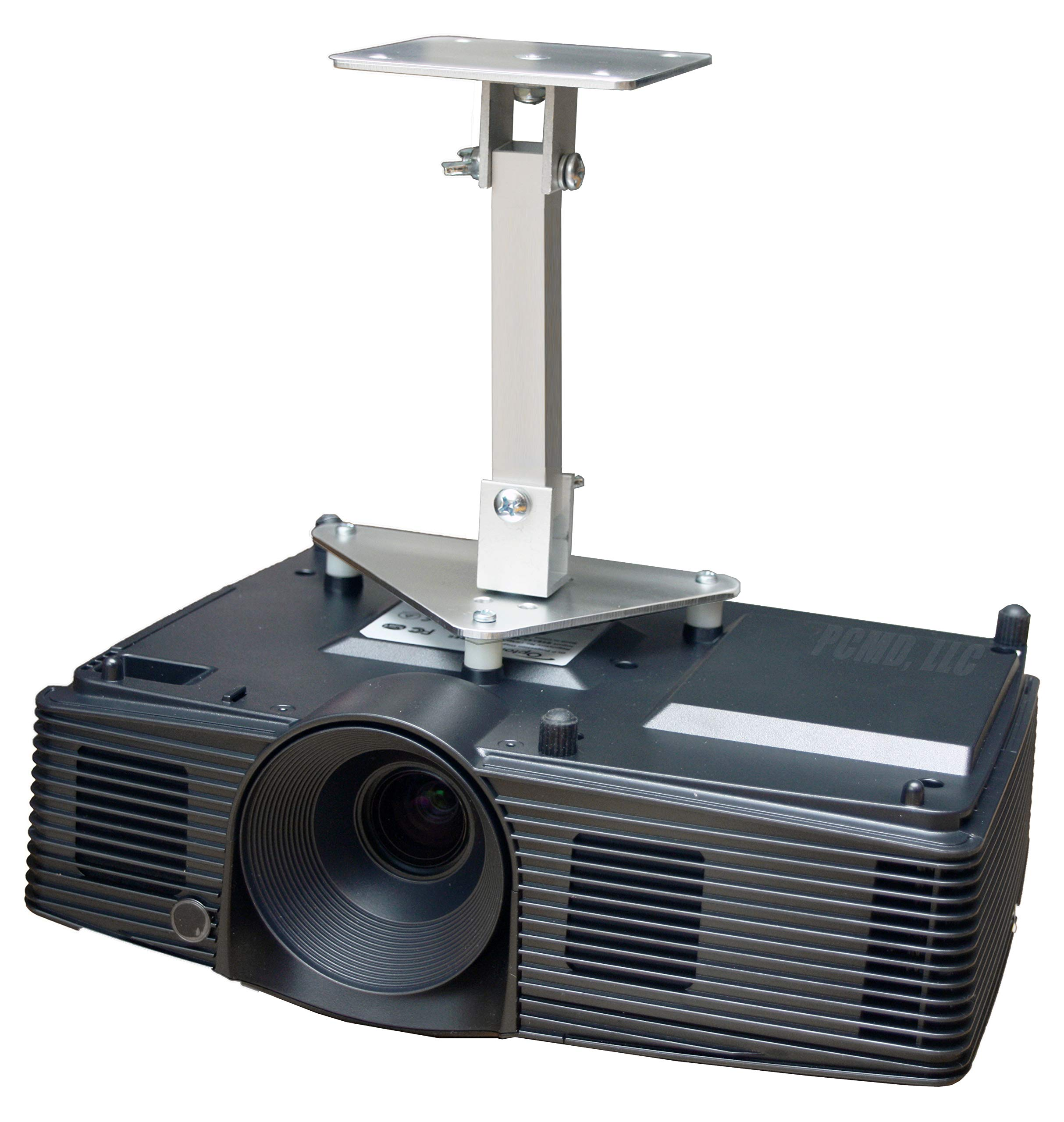 PCMD, LLC. Projector Ceiling Mount Compatible with ViewSonic PA500S PA500X PA503S PA503W PA503X (10-Inch Extension)