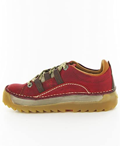 713d7960ce Art Skyline 590 Red Womens Leather Shoes Size 41: Amazon.co.uk ...