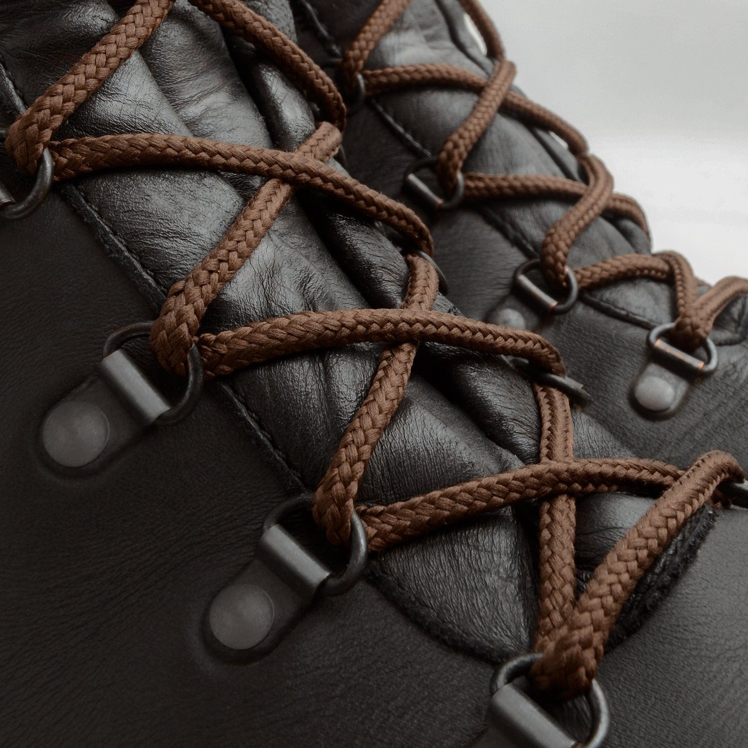 Cord Round Stone 5mm Laces Shoes Boots Hiking-Boots New