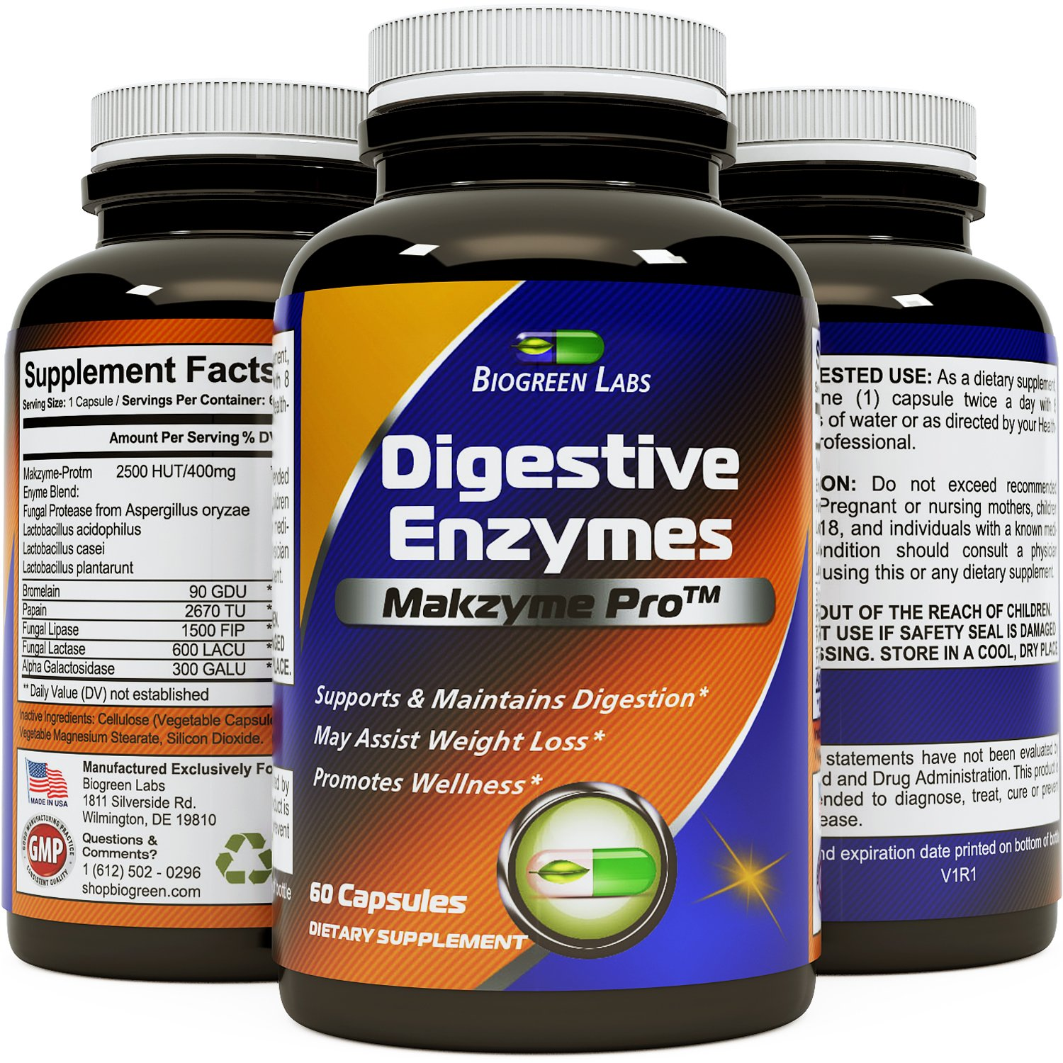 Best Natural Supplement For Digestion