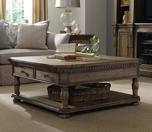Hooker Furniture Sorella Rectangle Cocktail Coffee Table